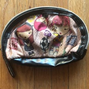 Harajuku Lovers Cosmetic Bag